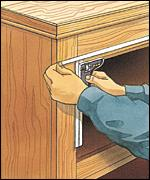 Attirant Home Improvement How Tou0027s: Install Cabinet Doors
